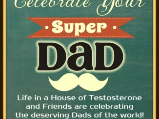 Celebrate Your Super Dad Fathers Day Giveaway