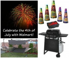 4th of July Celebrations Are a Breeze with Walmart