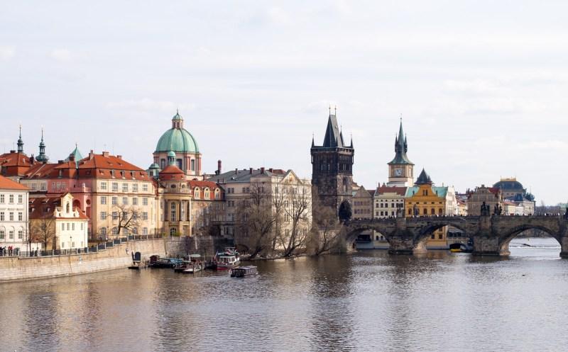 Prague, Czech Republic - This European city is quickly becoming a tourist hot spot • 6 Budget European Vacation Destinations