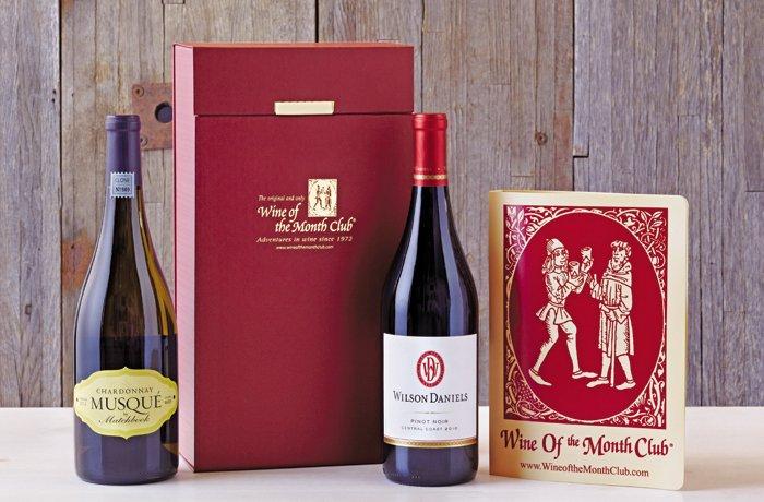 Vintners Series Gift Membership - Wine of the Month Club - $576.00