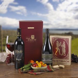 California Wine Series Gift Membership - Wine of the Month Club - $264.00