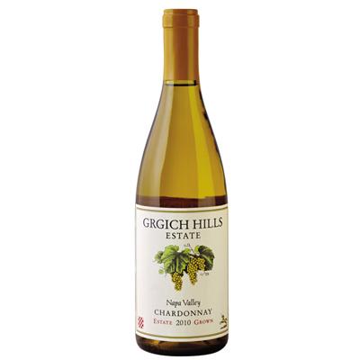 Chardonnay, 2011. Grgich - Wine of the Month Club - $32.00