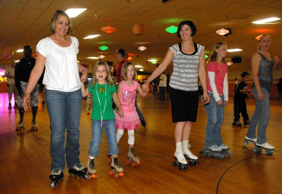 Skate A Way Midlothian located at 3330 Speeks Drive in Midlothian, VA is a great place to get your skate on with the kids  •|• Summer Family Fun in Central Virginia on a Budget from Life in a House of Testosterone