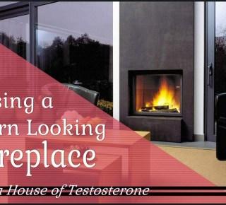 Choosing a Modern Looking Fireplace