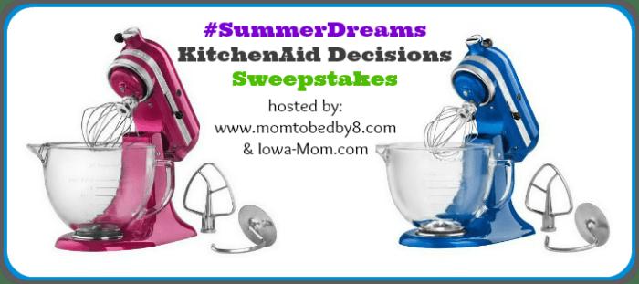 KitchenAid-Decisions-Sweepstakes