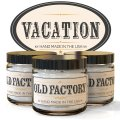 Old Factory Candles Gift Set