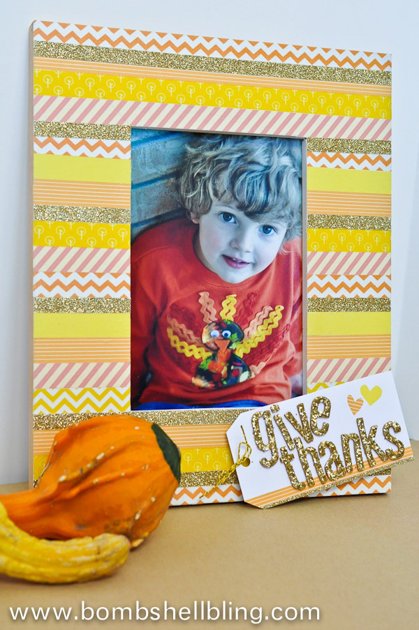 Give Thanks Frame from Bombshell Bling - Sunday's Best Week 45 Featured Blogger