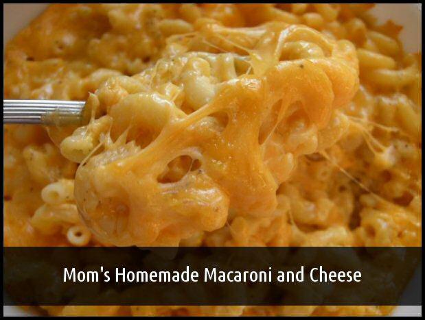 04 - Homemade Macaroni and Cheese