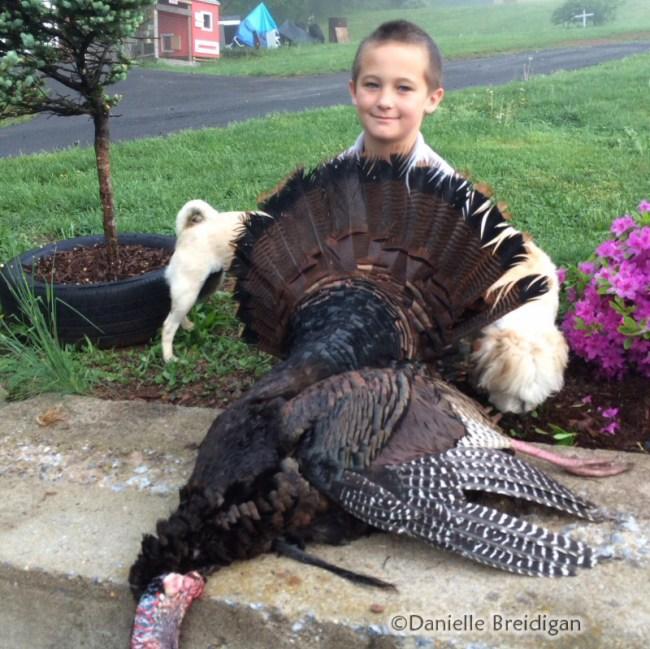 Shane's Turkey