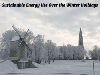 Sustainable Energy Use Over the Winter Holidays