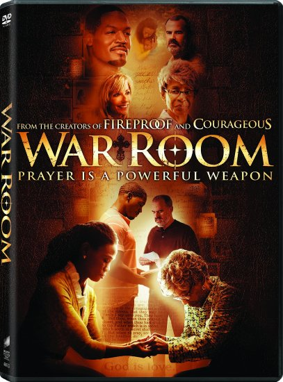 War Room from Provident Films Available on DVD December 22