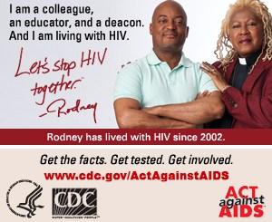 Rodney's Story #StopHIVTogether