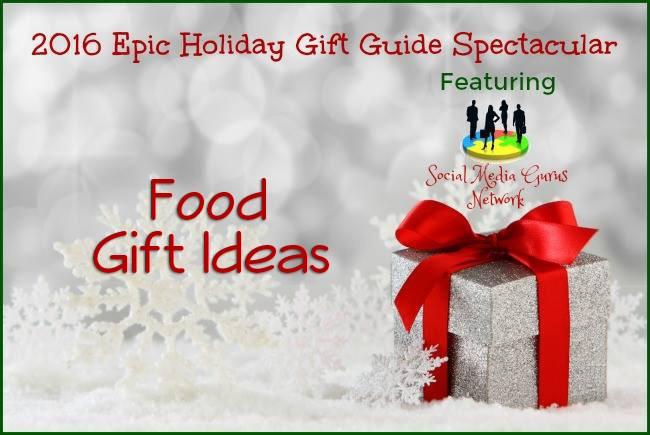 2016 #SMGN Holidays – Food Gift Ideas