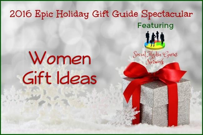 2016 #SMGN Holidays – Women Gift Ideas