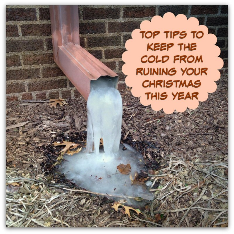Top Tips To Keep The Cold From Ruining Your Christmas This Year
