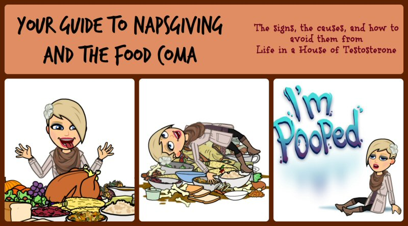Your Guide to Napsgiving and The Food Coma