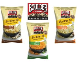 Celebrate National Potato Chip Day with Boulder Canyon Foods