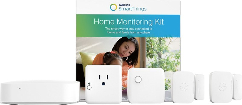 Home Montioring Kit from Samsung SmartThings