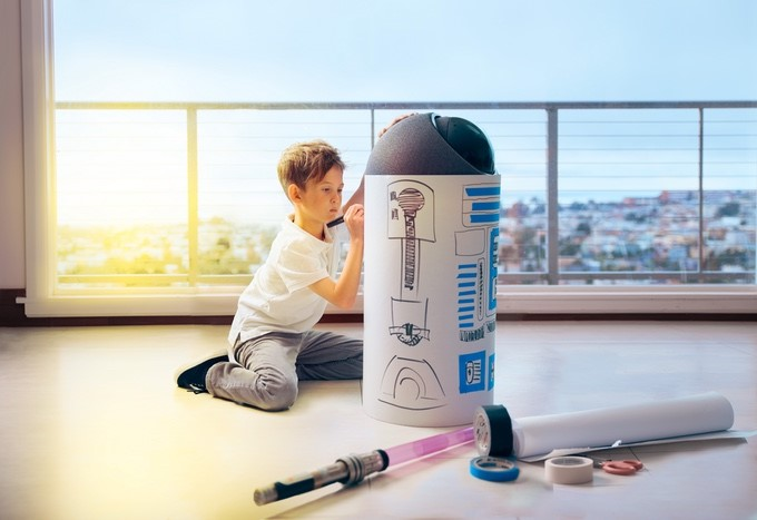 Artificial Intelligence Big-i Will Revolutionize Family Life