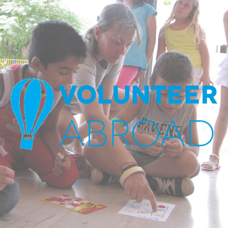 volunteer, volunteer abroad, giving back, community