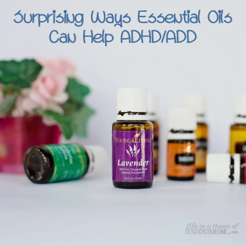 Surprise! Essential Oils Can Help ADHD