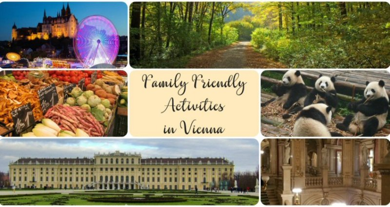 Family-Friendly Activities in Vienna