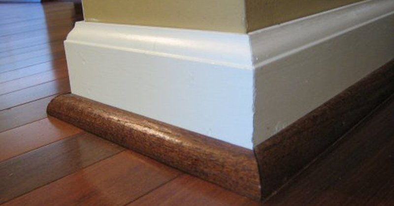How to Clean Your Baseboards and Skirting Boards