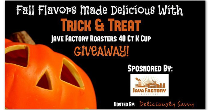 Java Factory Roasters 40-Count K-Cup Giveaway