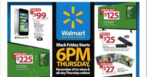 Black Friday 2017 – Walmart Toy List