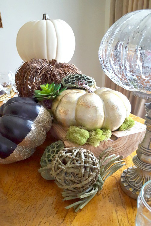 Week 149 - Thanksgiving Tablescape from The Sweet Sensation