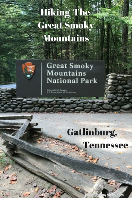 Week 150 - Hiking the Great Smoky Mountains from Life of 2 Snowbirds