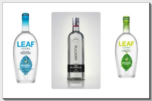 Celebrate National Vodka Day with LEAF & Khortytsa Vodka