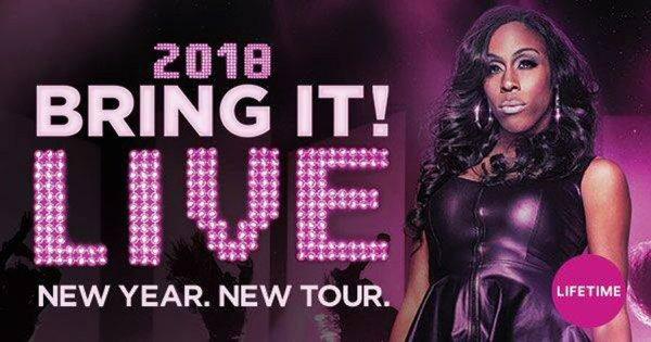 2018 Bring It! LIVE Tour