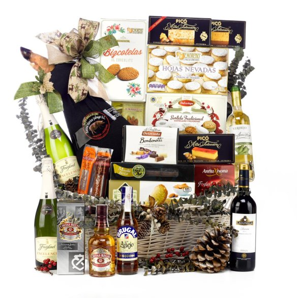 Easy Christmas Gift Shopping The Edible Edition - Christmas Hampers