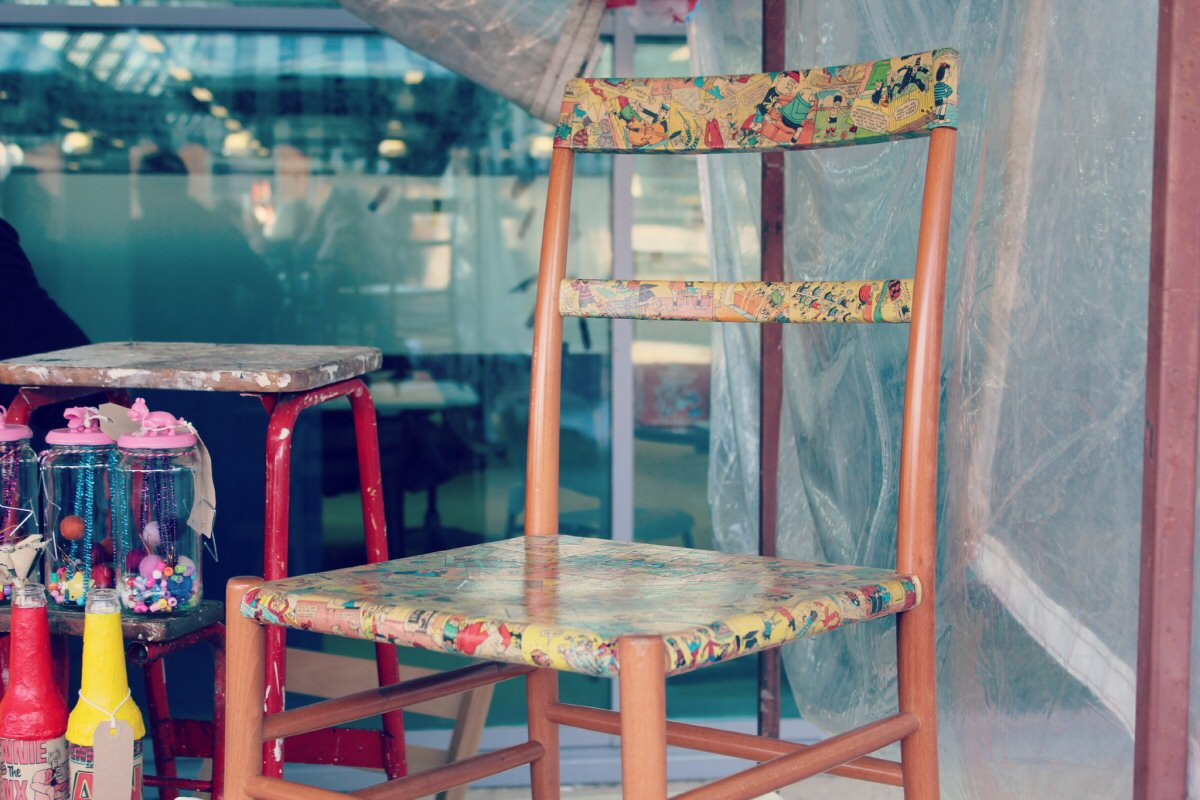 Home DIY Projects You Could Try This Winter - Upcycle Old Furniture
