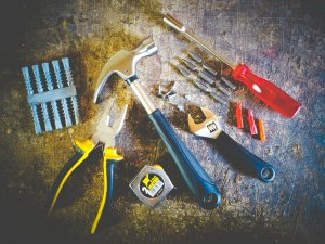 Moving Must-Haves Things You'll Need for Your First Home - Tool Set