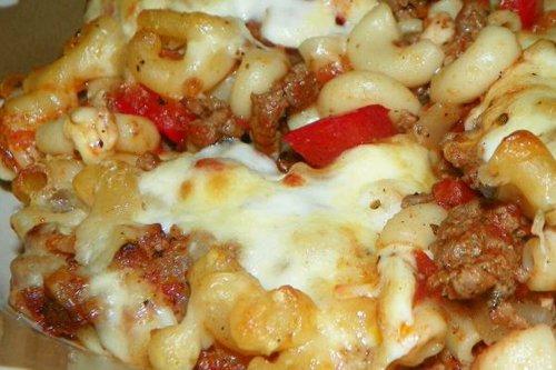 Mom's Recipes – Ground Beef Casserole