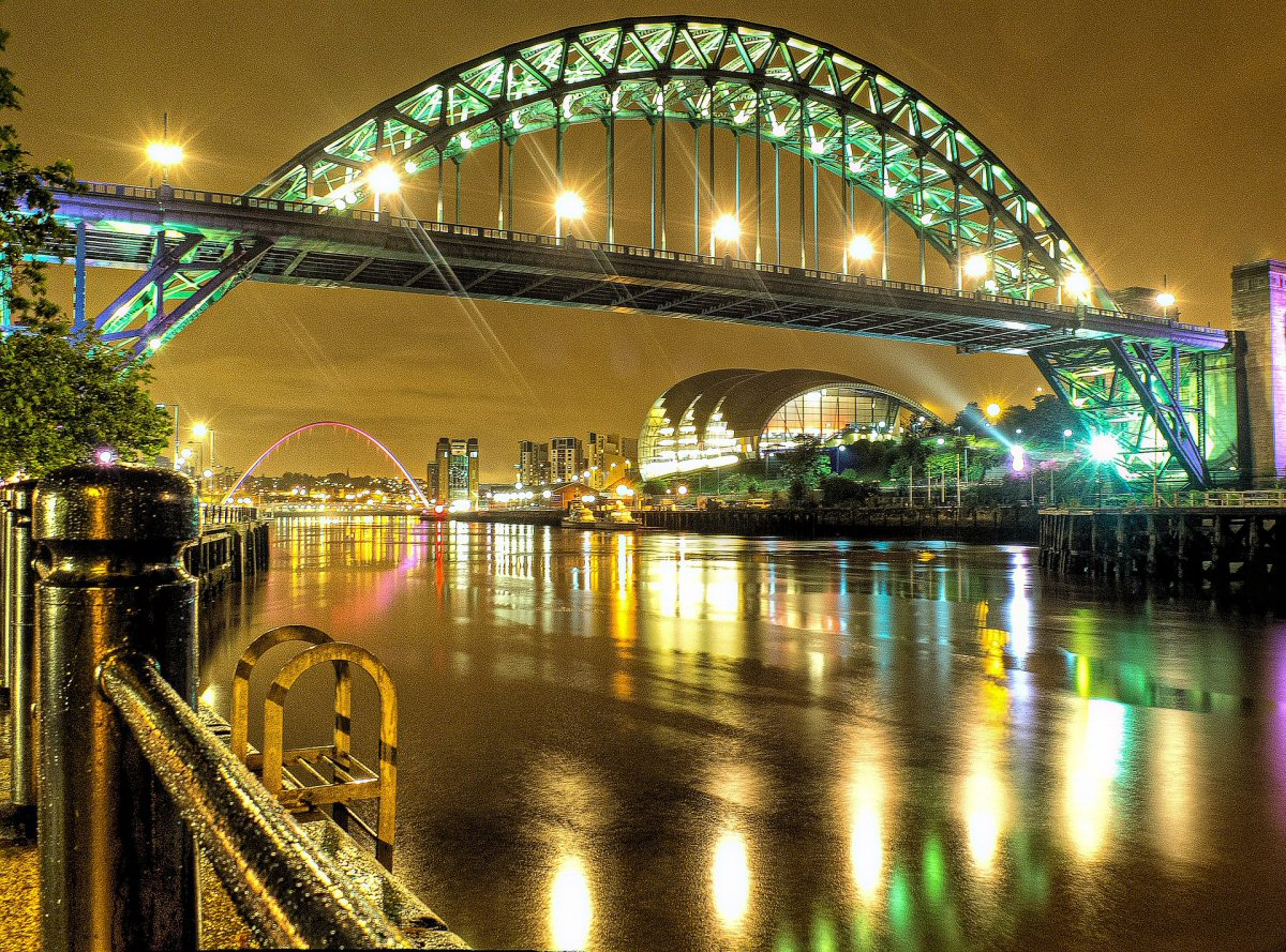 What's On Your Radar for 2018 - Newcastle-upon-Tyne, England