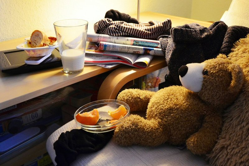 Your Home Isn't As Clean As It Could Be - Clutter