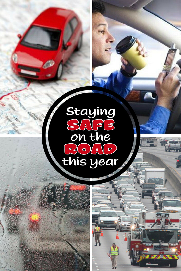 Stay safe on the road this year