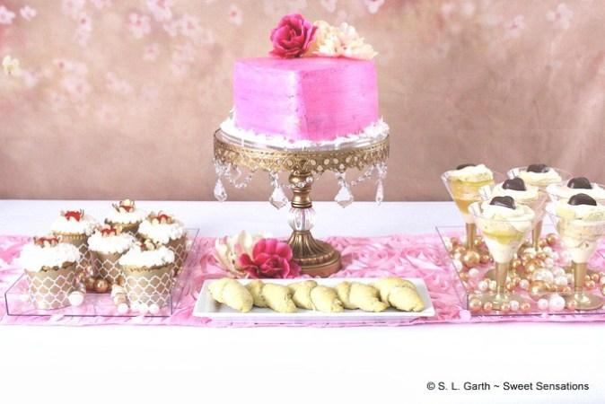 Week 163 Styling a Dessert Table from Sweet Sensations
