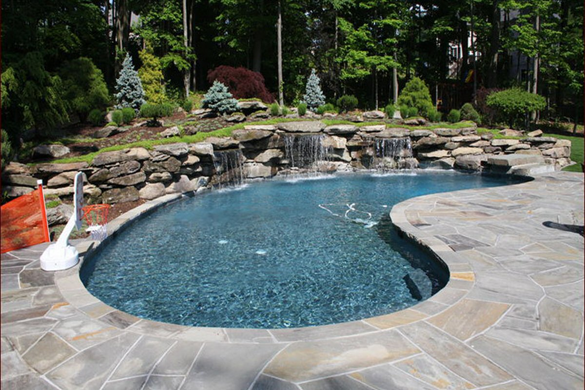 adding a pool to your garden space