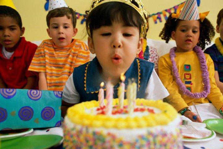 child birthday party