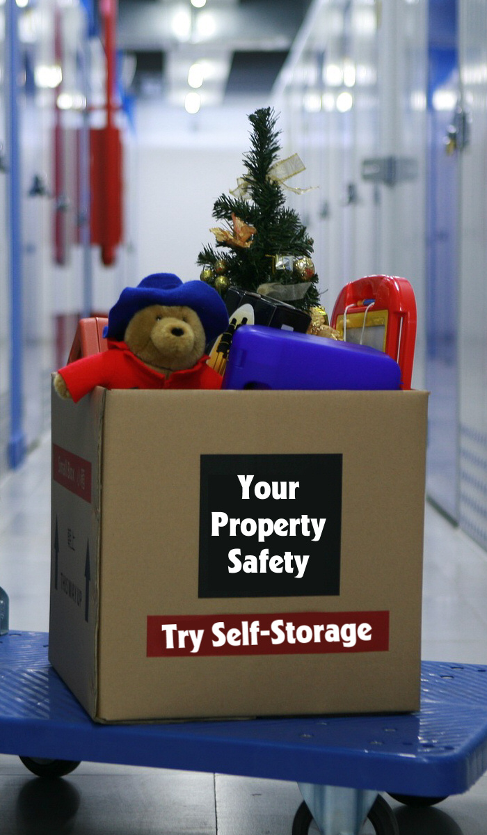 Need to keep your property and cherished belongings safe but don't have the room? Consider a self-storage unit.