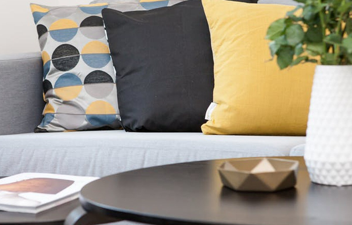 creating a grown-up feel in your first home - go neutral
