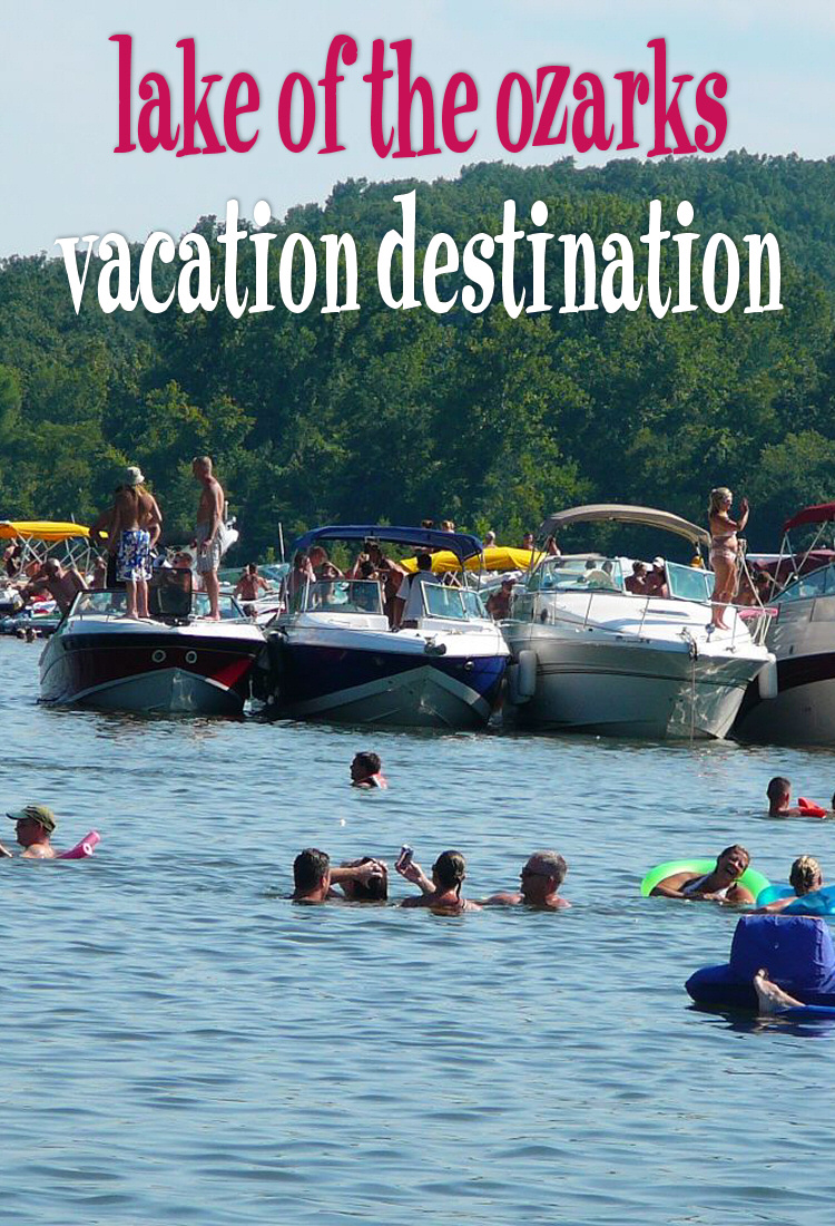 Lake of the Ozarks Vacation Destination