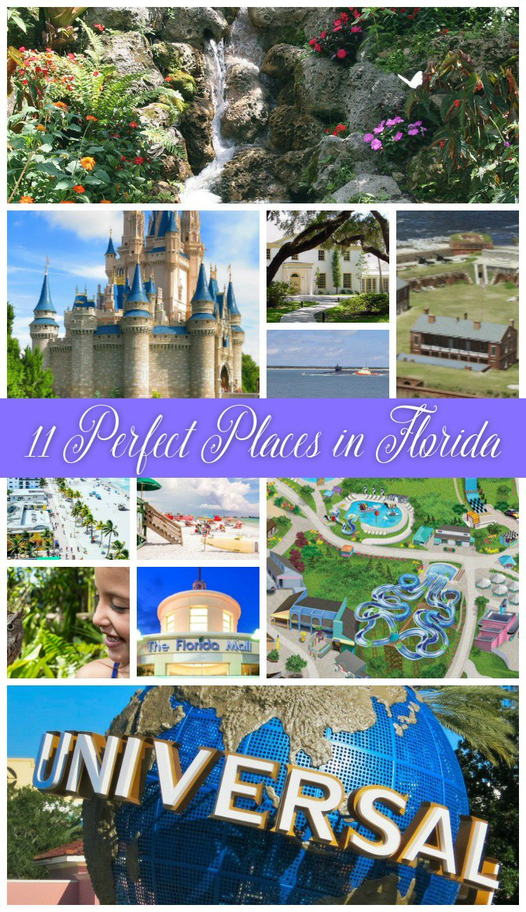 11 Perfect Places in Florida