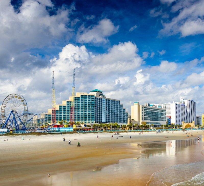 Daytona Beach, Florida, USA