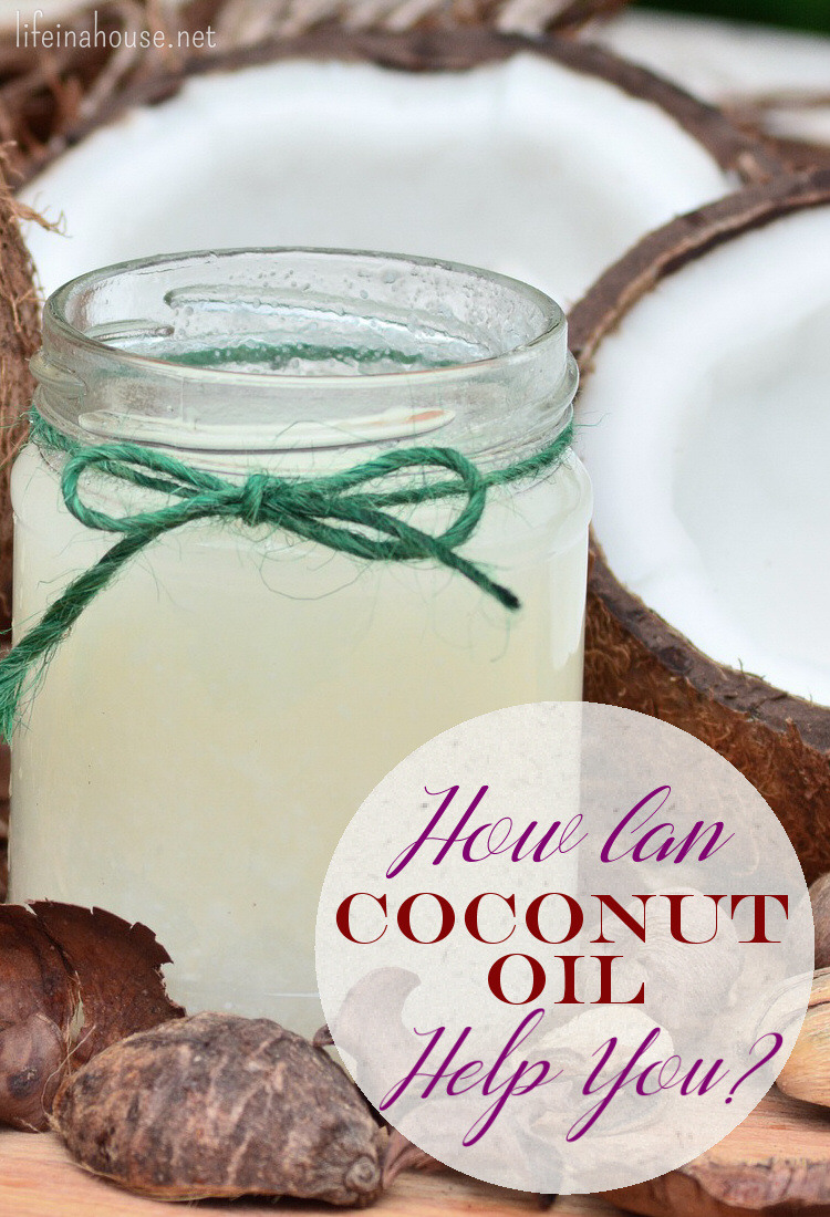 How Coconut Oil Can Help You