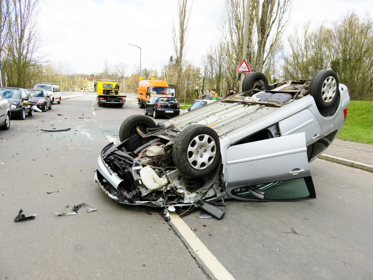 Involved in an Accident? Here's What to do Next